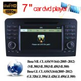 Car Audio für Benz Ml Gl Navigation mit DVB-T MPEG4 Tmc / ISDB-T / ATSC-MH (HL-8823GB)