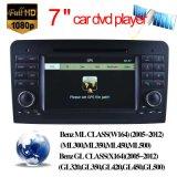 Áudio do carro para a navegação do Ml Gl do Benz com DVB-T TMC MPEG4/ISDB-T/ATSC-Mh (HL-8823GB)