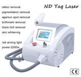 Новый лазер ND YAG машины удаления Tattoo конструкции