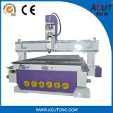 Máquina de gravura de trabalho de madeira do CNC de China Acut 1325 com o um eixo principal