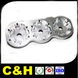 Micro precisão Al7075/Al6061/Al2024/Al5051/Aluminum mmoída/peças de trituração CNC/CNC que fazem à máquina o CNC que mmói Part/CNC