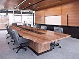 현대 회의 책상 회의장 사무용 가구