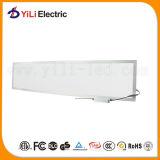 el marco de plata/blanco PMMA LGP del 120*30cm adelgaza la luz del panel del LED