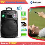 De draadloze Draagbare Spreker Bluetooth van de FM van de Spreker Bluetooth