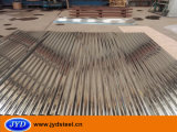 Lamiera di acciaio galvanizzata ondulata