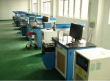 Boa qualidade de China dois da garantia do metal da fibra do laser anos de máquina da marcação