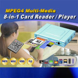 MP4 et MP3 et photo Media Player (mpeg4 -1) de Digitals