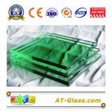 """vetro laminato di vetro dell'isolamento del vetro """"float"""" di 3-12mm 10-60mm usato per la mobilia della stanza da bagno del portello di Windows"""