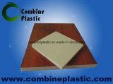 O gabinete plástico escolheu a placa da espuma do PVC como impermeável, Non-Toxic