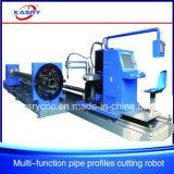 Machine de découpage elliptique de tube de tube de pipe rectangulaire sans joint de rond Chine