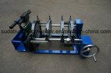 Сварочный аппарат трубы HDPE сплавливания приклада Sud400h гидровлический