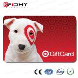 Libre paquete de muestra Smart RFID MIFARE S50 Tarjeta