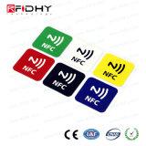 Paquete general de la muestra de la etiqueta de NFC