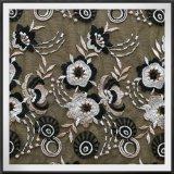 多色刷りの網の刺繍のレース3の調子のテュルの刺繍のレース