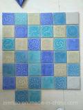 Unico Handcraft le mattonelle di mosaico di ceramica del reticolo del drago per stile speciale!