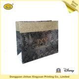 Sacos de papel de empacotamento da roupa do presente da impressão de Cmyk (JHXY-PB1604201)