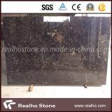安く、大きいサイズの平板が付いているEmperadorの中国の暗い大理石