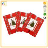 Impressão feita sob encomenda do cartão em China