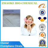 Antioestrogen mischt Clomiphene Zitrat Clomid Clomifene Droge Zitrat-Puders bei