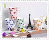 茶のための卸し売り11oz陶磁器の大きいマグ