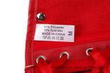 Underbust ShaperwearのShaperの革ウエストのトレーナーのベストのShaperを細くしている女性