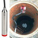 Hydrostatischer Wasserspiegel-Fühler für tiefe Vertiefungen