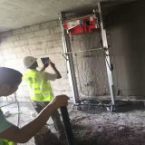 Стена штукатуря стена машины брызга автоматическая представляет машину