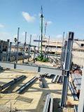 Magazzino prefabbricato della struttura d'acciaio/gruppo di lavoro struttura d'acciaio