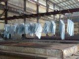 башня передачи силы 220kv стальная для проекта