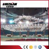 De gebeurtenis toont de Decoratie van het Stadium van de Bundel van de Verlichting