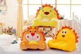 漫画のプラシ天のおもちゃの椅子、ライオンのソファーの不精なシート
