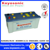 Los 80d26L más baratos 12V 70ah secan la batería auto cargada del vehículo de la batería de coche de batería