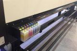 impresora 1440 del solvente de Dpi Sinocolor Sj-1260 Eco de la pista Dx7 de los 3.2m