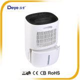 Unità domestica portatile del deumidificatore del compressore a basso rumore