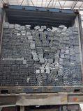 Aluminiumrohr mit Lether Gewinde
