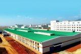 Edificio prefabricado del almacén de almacenaje de la estructura de acero