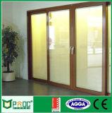 Раздвижная дверь конструкции Pnoc080106ls As2047/ISO/Ce новая с конструкцией двери Кералы