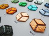 Azulejo de la pared del kit del arte del mosaico del Rhombus