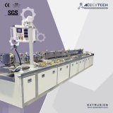 Machine d'extrusion de profil de Decking de WPC