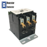 contactor del acondicionador de aire de la calidad superior de 3poles 24V 40AMPS con la certificación de la UL CSA