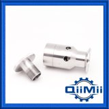 Válvula ajustable sanitaria de la salida de aire de la válvula del desbloquear del aire del acero inoxidable