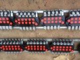 Válvula de Monoblock, válvula direcional hidráulica, válvula de controle hidráulica