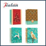 Bolso de compras del papel de marfil de señora Design Custom Printed Wholesales 210g