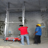 Tupo Marke-Automatischer Wand-Wiedergabe-Mörtel, der Maschine vergipst
