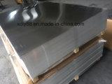 Piatto di alluminio per il progetto della tenda