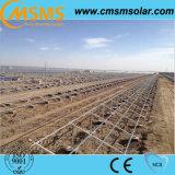 Sistema di alluminio del montaggio di comitato solare