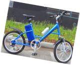 Bicicleta elétrica da sela 24V do estilo de MTB (JSL022)