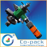 Auf Site-luftbetriebener Flansch-Einfassung-Maschine