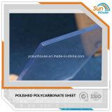 Strato Polished elaborante intenso del PC della scheda di plastica polacca