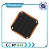 2016新しいモデルの高容量の携帯用太陽エネルギーバンク5600mAhの太陽充電器
